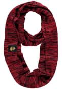 Chicago Blackhawks Womens Colorblend Infinity Scarf - Red