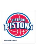 Detroit Pistons 4 Pack Tattoo