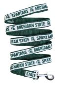 Michigan State Spartans Team Logo Pet Leash