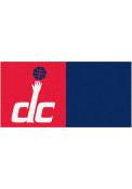 Washington Wizards 18x18 Team Tiles Interior Rug