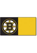Boston Bruins 18x18 Team Tiles Interior Rug