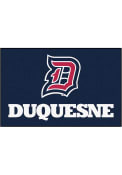 Duquesne Dukes 20x30 Starter Interior Rug