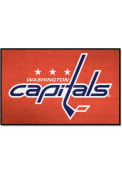 Washington Capitals 19x30 Starter Interior Rug
