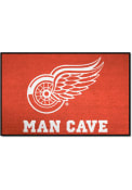 Detroit Red Wings 19x30 Starter Interior Rug