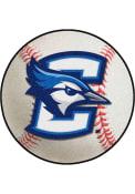 Creighton Bluejays 27` Baseball Interior Rug