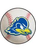 Delaware Fightin' Blue Hens 27 Baseball Interior Rug