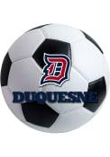 Duquesne Dukes 27 Inch Soccer Interior Rug