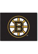 Boston Bruins 34x45 All-Star Interior Rug