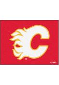 Calgary Flames 34x45 All-Star Interior Rug