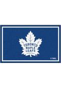 Toronto Maple Leafs 4x6 Interior Rug