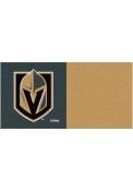 Vegas Golden Knights Team Carpet Tiles Interior Rug