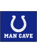Indianapolis Colts 60x72 Tailgater BBQ Grill Mat
