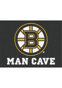Boston Bruins 34x45 All Star Interior Rug