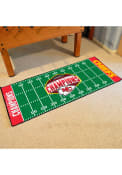 Kansas City Chiefs Super Bowl LIV Champions Field Interior Rug