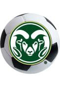 Colorado State Rams 27 Soccer Ball Interior Rug