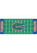 Florida Gators 30x72 Football Field Runner Interior Rug