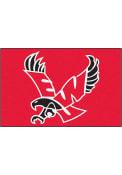 Eastern Washington Eagles 19x30 Starter Interior Rug