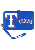 Texas Rangers Womens Smart Wallets - Blue