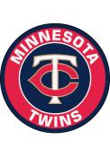 Minnesota Twins 27 Roundel Interior Rug