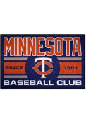 Minnesota Twins 19x30 Uniform Starter Interior Rug