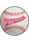 Minnesota Twins 27 Baseball Interior Rug