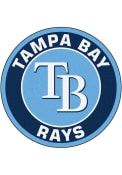 Tampa Bay Rays 27 Roundel Interior Rug