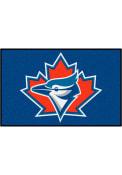 Toronto Blue Jays 19x30 Starter Interior Rug