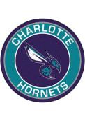 Charlotte Hornets 27 Roundel Interior Rug