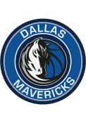 Dallas Mavericks 27 Roundel Interior Rug