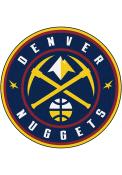 Denver Nuggets 27 Roundel Interior Rug