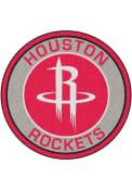 Houston Rockets 27 Roundel Interior Rug