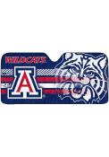 Arizona Wildcats Logo Car Accessory Auto Sun Shade