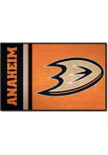 Anaheim Ducks 19x30 Uniform Starter Interior Rug