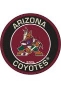 Arizona Coyotes 27 Roundel Interior Rug