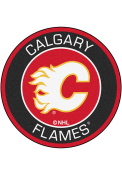 Calgary Flames 27 Roundel Interior Rug