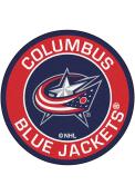 Columbus Blue Jackets 27 Roundel Interior Rug