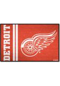 Detroit Red Wings 19x30 Uniform Starter Interior Rug