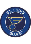 St Louis Blues 27 Roundel Interior Rug