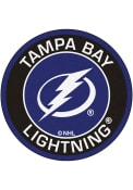 Tampa Bay Lightning 27 Roundel Interior Rug