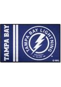 Tampa Bay Lightning 19x30 Uniform Starter Interior Rug