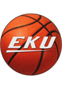 Eastern Kentucky Colonels 27 Basketball Interior Rug