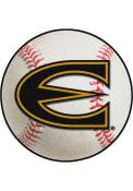 Emporia State Hornets Baseball Interior Rug