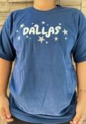 Dallas Women's True Navy Stars Short Sleeve T-Shirt