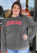 Ohio Women's Pepper Wordmark Unisex Crew Sweatshirt