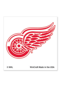 Detroit Red Wings 4 Pack Tattoo