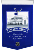St Louis Blues 15x20 Stadium Banner