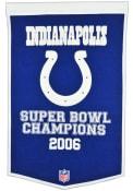 Indianapolis Colts Super Bowl Banner