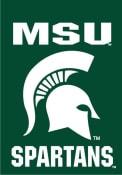 Michigan State Spartans 30x40 Silk Screen Banner