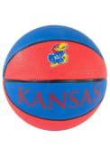 Kansas Jayhawks Mini Rubber Basketball