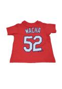 Michael Wacha St Louis Cardinals Infant Outer Stuff Player T-Shirt - Red
